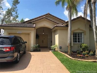 20506 SW 1st St, Pembroke Pines, FL 33029 - MLS#: A10460981