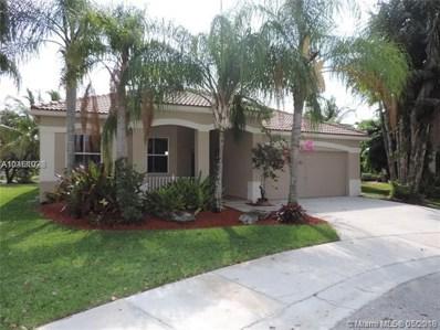 1051 Chenille Cir, Weston, FL 33327 - MLS#: A10461028