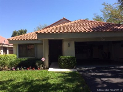 9351 NW 18th Mnr, Plantation, FL 33322 - MLS#: A10461065