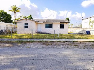 1152 NW 74th St, Miami, FL 33150 - MLS#: A10461126
