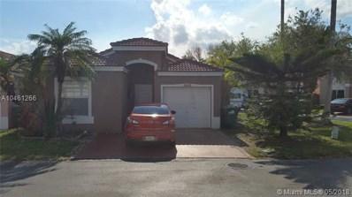 10018 SW 163rd Ave, Miami, FL 33196 - MLS#: A10461266