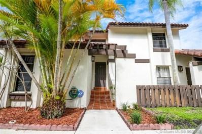 13338 SW 114th Ln UNIT 65-3, Miami, FL 33186 - MLS#: A10461270