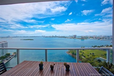 2020 N Bayshore Dr UNIT 1907, Miami, FL 33137 - MLS#: A10461359