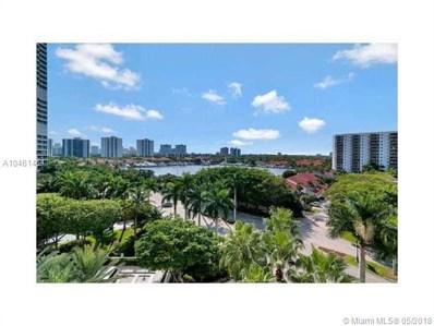 21205 Yacht Club Dr UNIT 807, Aventura, FL 33180 - MLS#: A10461464
