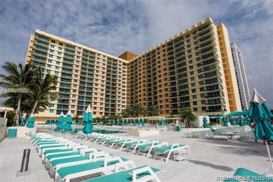 2501 S Ocean Dr UNIT 418, Hollywood, FL 33019 - MLS#: A10461582