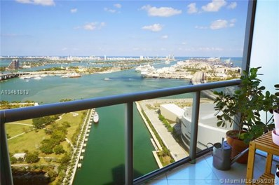 888 Biscayne Blvd UNIT 3710, Miami, FL 33132 - MLS#: A10461813