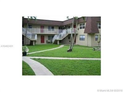 4522 SW 54th St UNIT 704-K, Dania Beach, FL 33314 - MLS#: A10462401