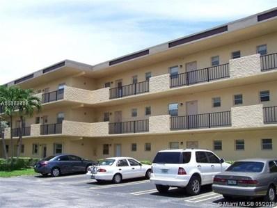 300 Berkley Rd UNIT 209, Hollywood, FL 33024 - MLS#: A10462407