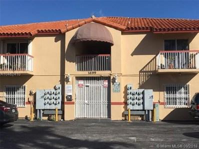 1699 SW 7 St UNIT 203, Miami, FL 33135 - MLS#: A10462410
