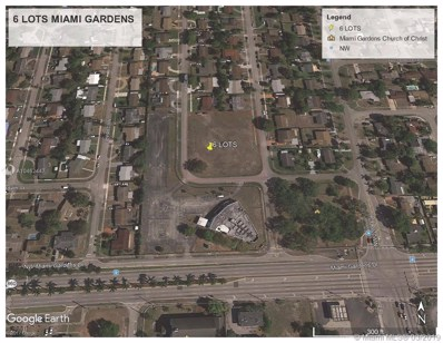 18401 NW 22 Place, Miami Gardens, FL 33056 - MLS#: A10462447