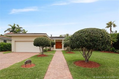 10121 E Broadview Dr, Bay Harbor Islands, FL 33154 - MLS#: A10462584