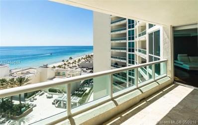 101 S Fort Lauderdale Beach Blvd UNIT 1404, Fort Lauderdale, FL 33316 - MLS#: A10462607