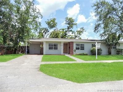 9561 SW 165th St, Miami, FL 33157 - MLS#: A10462952