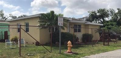 6800 NW 19th Ave, Miami, FL 33147 - MLS#: A10463144