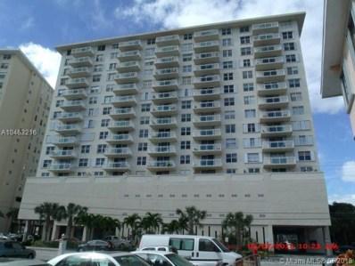 437 Golden Isles Dr UNIT 4F, Hallandale, FL 33009 - MLS#: A10463216