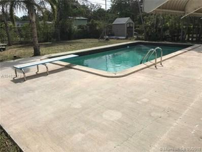 1310 NW 127th St, North Miami, FL 33167 - MLS#: A10463273