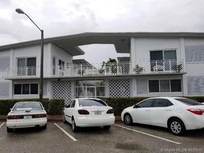 7430 Byron Ave UNIT 8A, Miami Beach, FL 33141 - MLS#: A10463333