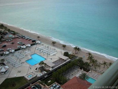 2080 S Ocean Dr UNIT PH6, Hallandale, FL 33009 - MLS#: A10463335