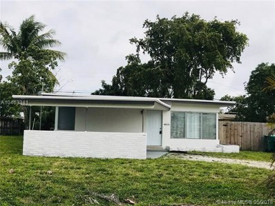 6116 SW 18th St, Miramar, FL 33023 - MLS#: A10463341