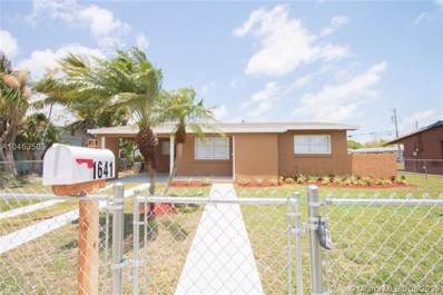 1641 NE 9th St, Homestead, FL 33033 - MLS#: A10463503