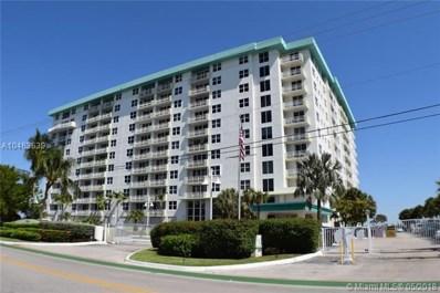 10350 W Bay Harbor Dr UNIT 3V, Bay Harbor Islands, FL 33154 - MLS#: A10463639