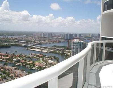15901 Collins Ave UNIT 3705, Sunny Isles Beach, FL 33160 - MLS#: A10464312