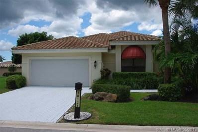 10121 Spyglass Way, Boca Raton, FL 33498 - MLS#: A10464349