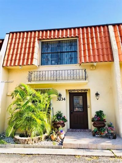 3534 NE 167th St UNIT 9, North Miami Beach, FL 33160 - #: A10464397