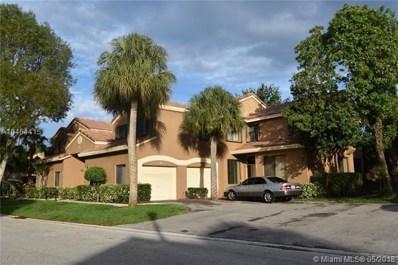7525 NW 61st Ter UNIT 202, Parkland, FL 33067 - MLS#: A10464415