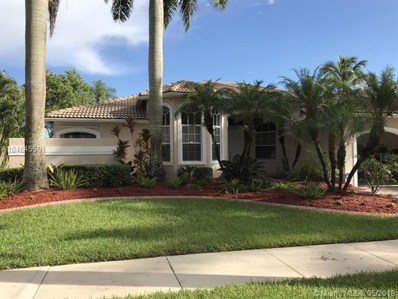 2569 Eagle Run Lane, Weston, FL 33327 - #: A10464559