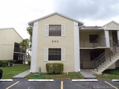 950 Constitution Dr UNIT 950G, Homestead, FL 33034 - MLS#: A10464622