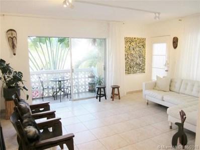 350 Collins Ave UNIT 212, Miami Beach, FL 33139 - MLS#: A10464740
