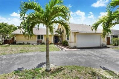 10010 SW 8th St, Pembroke Pines, FL 33025 - MLS#: A10464899