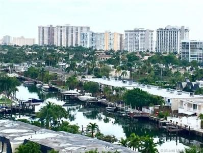 2500 Parkview Dr UNIT 1010, Hallandale, FL 33009 - MLS#: A10464913