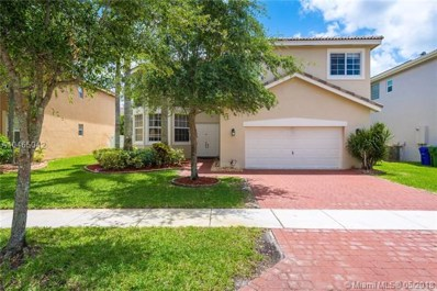 16282 SW 15th St, Pembroke Pines, FL 33027 - MLS#: A10465042