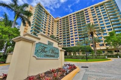 2501 S Ocean Dr UNIT 919, Hollywood, FL 33019 - MLS#: A10465188