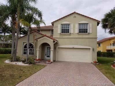 898 NW 127th Ave, Coral Springs, FL 33071 - MLS#: A10465240