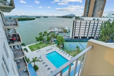 880 NE 69th Street UNIT 9j, Miami Beach, FL 33138 - MLS#: A10465248