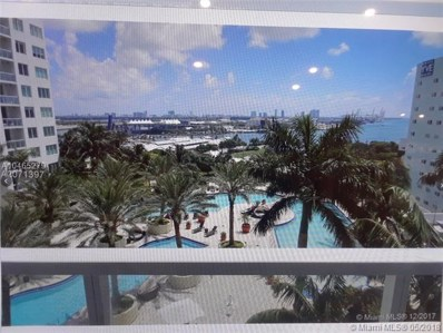 253 NE 2nd St UNIT 3307, Miami, FL 33132 - MLS#: A10465279