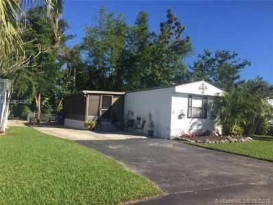 35250 SW 177 Court Unit 71, Homestead, FL 33034 - MLS#: A10465406