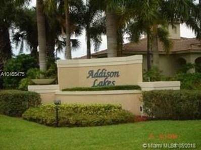 23053 Addison Lakes Cir, Boca Raton, FL 33433 - MLS#: A10465475