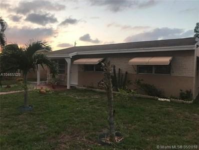 6433 SW 23rd St, Miramar, FL 33023 - MLS#: A10465528