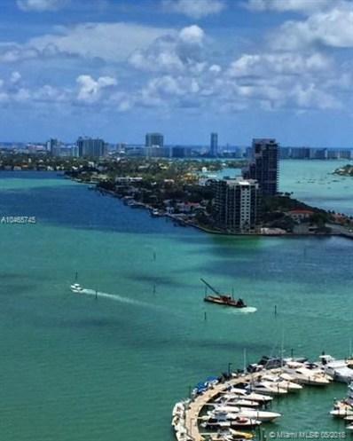 1750 N Bayshore Dr UNIT 2608, Miami, FL 33132 - MLS#: A10465745