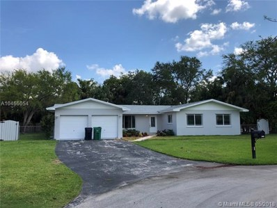 12425 SW 108th Pl, Miami, FL 33176 - MLS#: A10466054