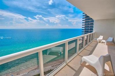 1800 S Ocean Dr UNIT 2803, Hallandale, FL 33009 - MLS#: A10466165