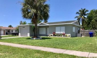 6405 Boulevard Of Champions, North Lauderdale, FL 33068 - MLS#: A10466207