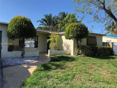 3361 NW 40th St, Lauderdale Lakes, FL 33309 - MLS#: A10466268