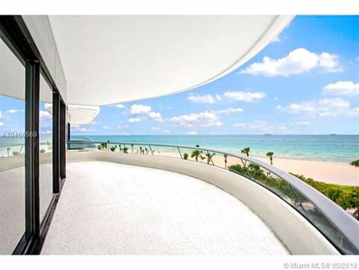 3315 Collins Avenue UNIT 5-B, Miami Beach, FL 33140 - MLS#: A10466569