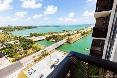 600 NE 36th St UNIT 1406, Miami, FL 33137 - MLS#: A10466796