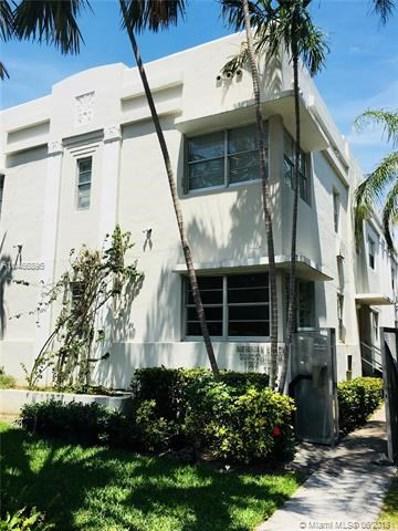 1557 Meridian Ave UNIT 105, Miami Beach, FL 33139 - MLS#: A10466895